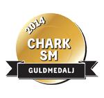 Guldmedalj Charm-SM 2014