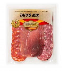 Spanien skiv Tapas mix 120g-4