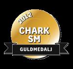 Guldmedalj Charm-SM 2012