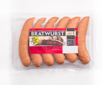 Bratwurst 600g